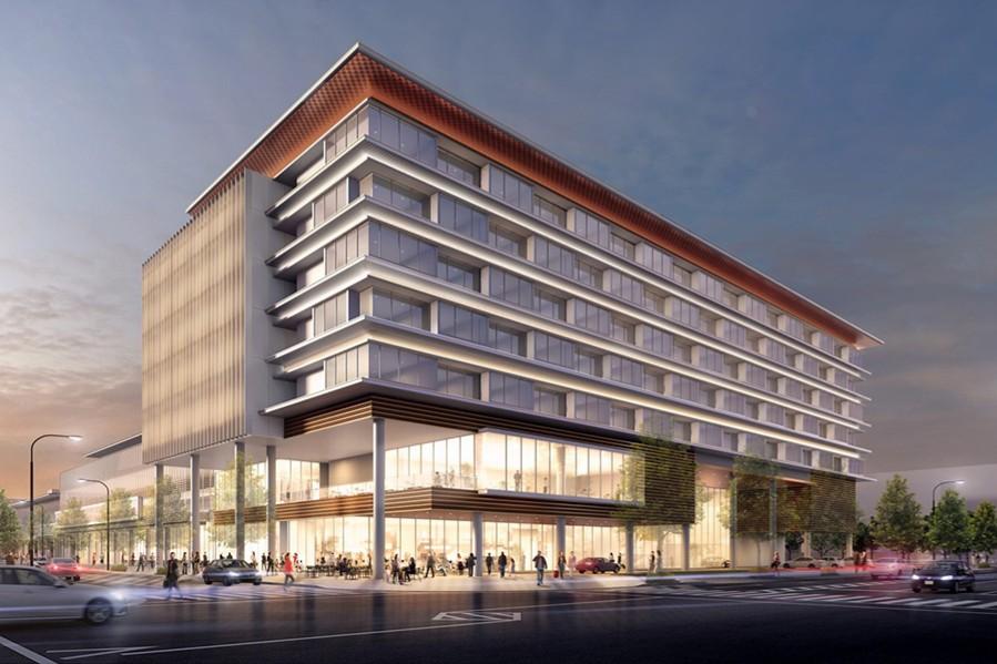 「JWマリオット・ホテル奈良」外観イメージ