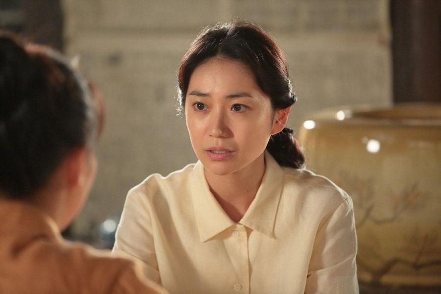 第50回のワンシーンより。熊谷照子役を演じる大島優子 ©NHK