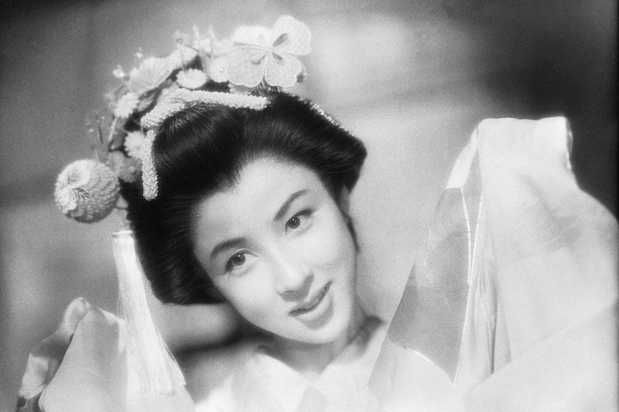 『蝶々夫人』(1955年)(c)東宝