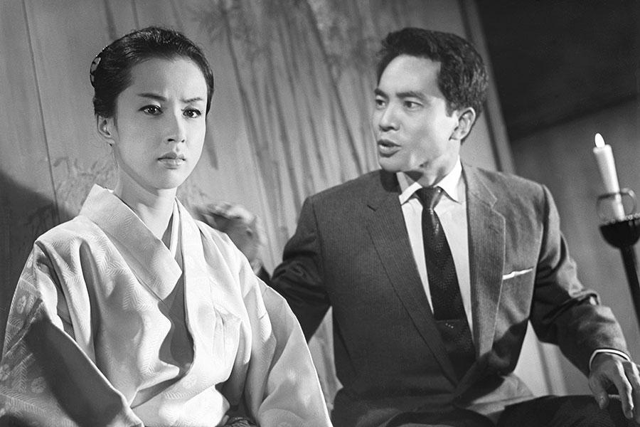 『ガス人間第一号』(1960年)(c)東宝