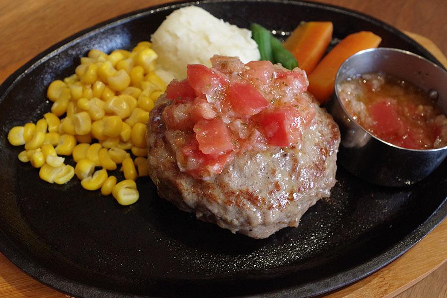 人気シェフの行列ハンバーグ専門店、大阪に初登場
