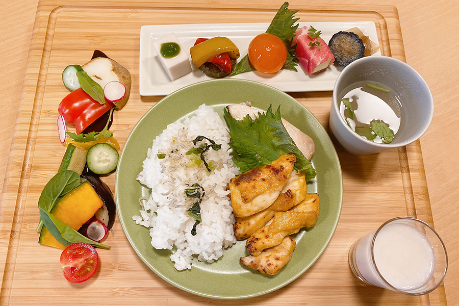 京都・西京漬け専門店による「発酵だらけ」カフェ