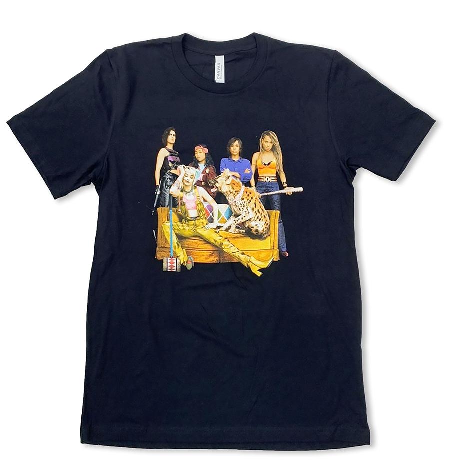 インスタグラムのキャンペーンに参加すると抽選で当たるTシャツ