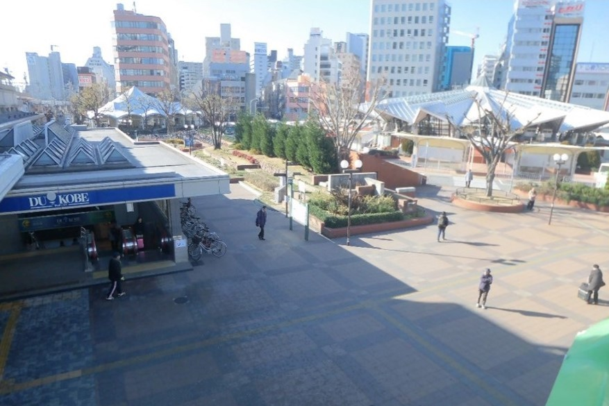 新神戸駅と神戸駅、神戸が街の「玄関口」を再整備