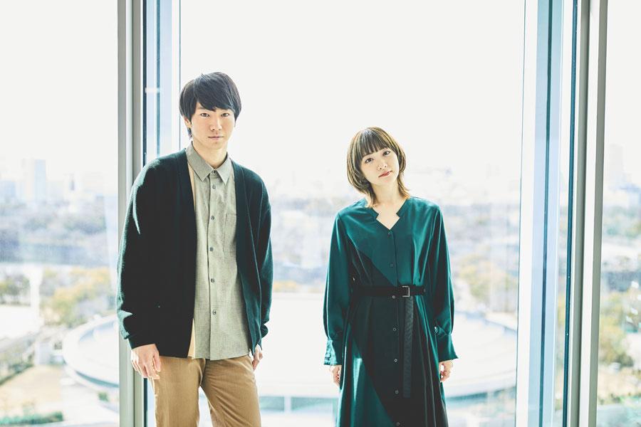 前回2017年の上演から3年ぶりに同じ役に挑む矢崎広(左)と生駒里奈