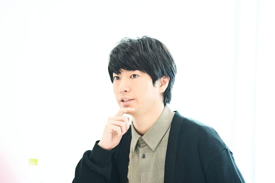 再演が決まり、「何か自分に期待するような思いでした」と矢崎