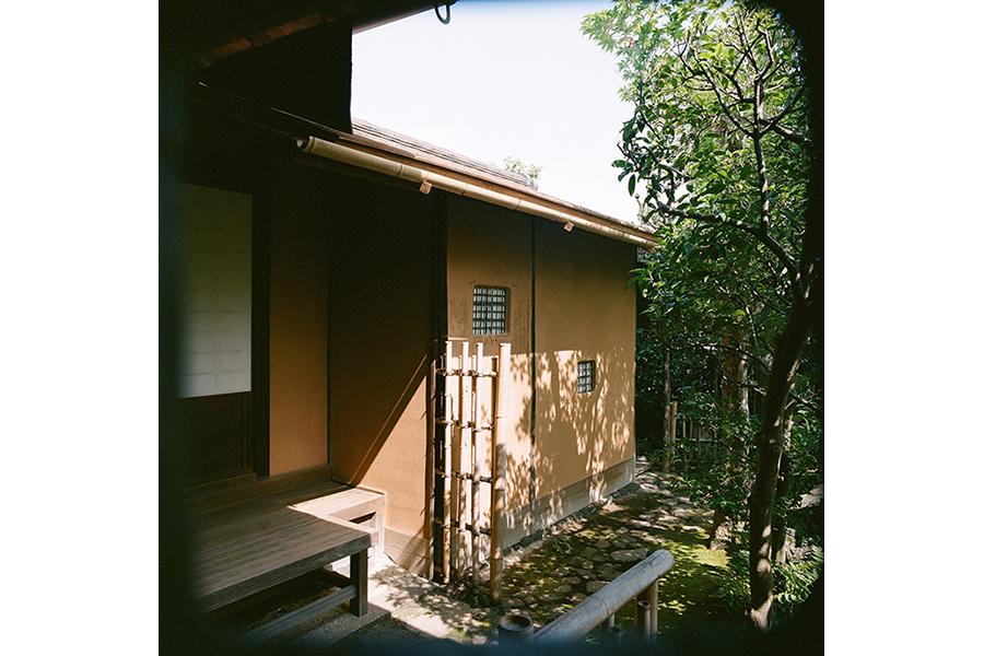 茶室「待庵」©naokotamura