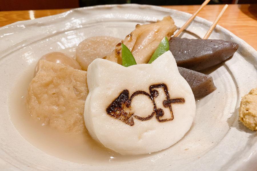福島の人気店が梅田に、女性好みのおでん屋は日本酒で昼飲みも