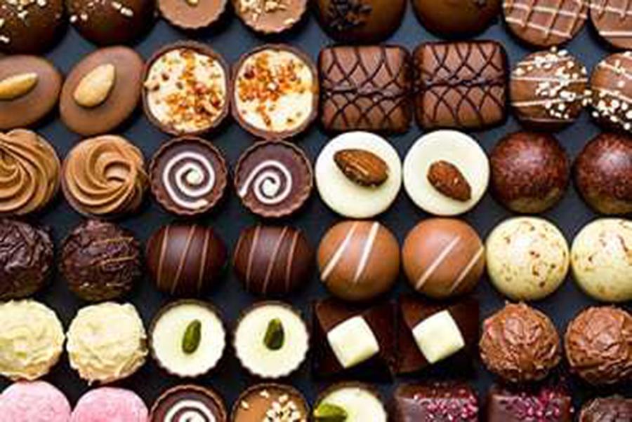 チョコレートが食べ放題に(イメージ)