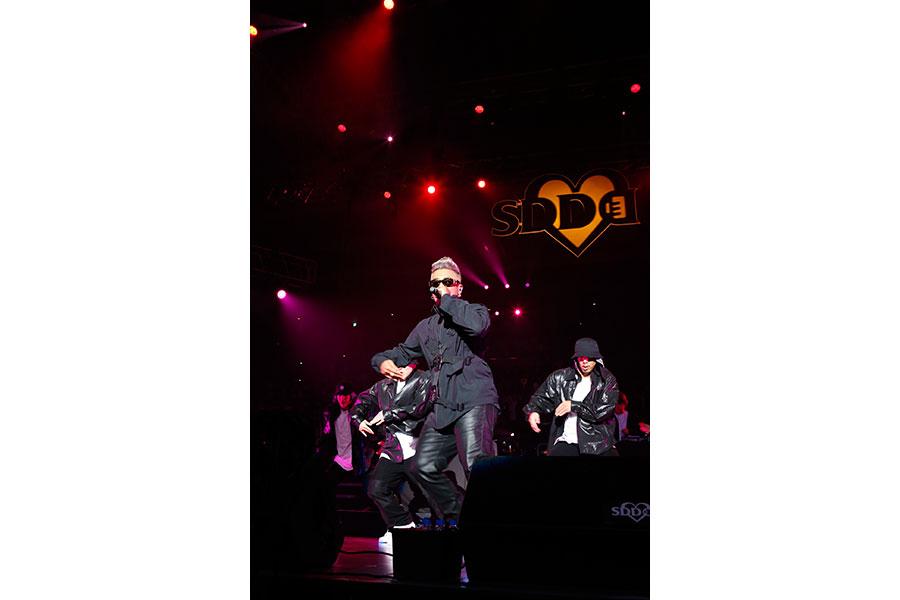 CrazyBoy(15日・大阪城ホール)写真:LIVE SDD 2020 official photo