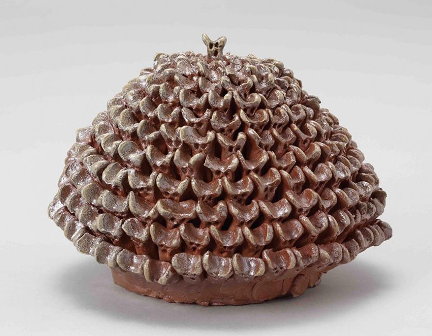 西川智之《うさぎのリンゴ》制作年不詳 滋賀県立近代美術館蔵