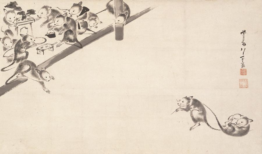 大阪で伊藤若冲展、8カ寺の名品が集結