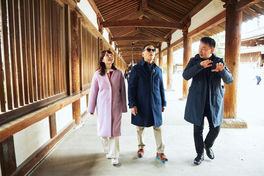 法隆寺を訪れ、世界最古の木造建築の秘密に迫る