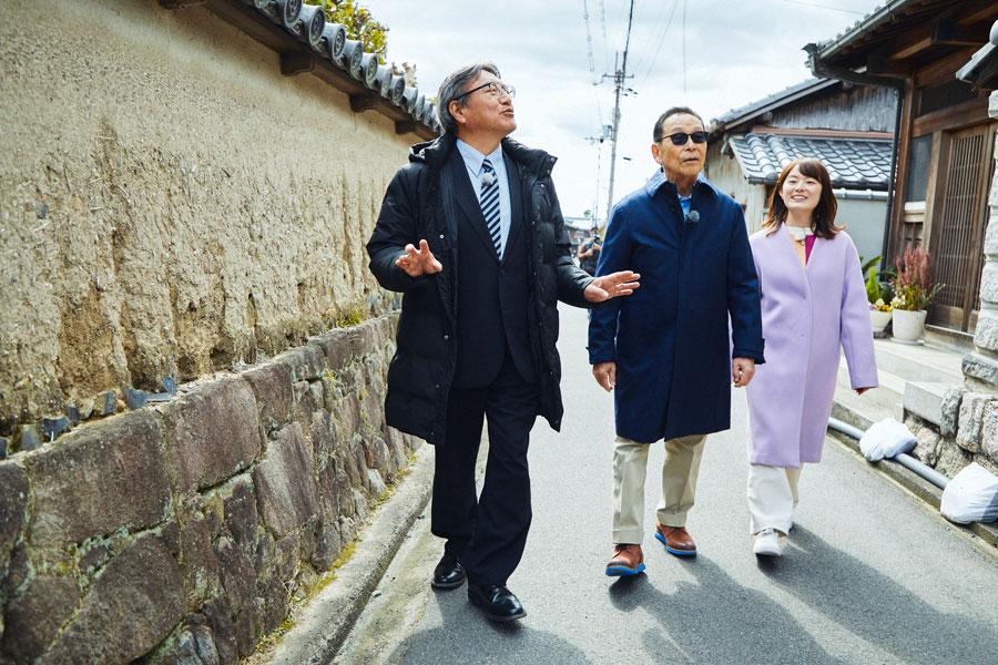 なぜ法隆寺は斑鳩に建てられたのか、その理由を街歩きで探る一行