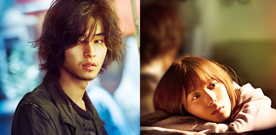 左から山崎賢人、松岡茉優 ©2020「劇場」製作委員会