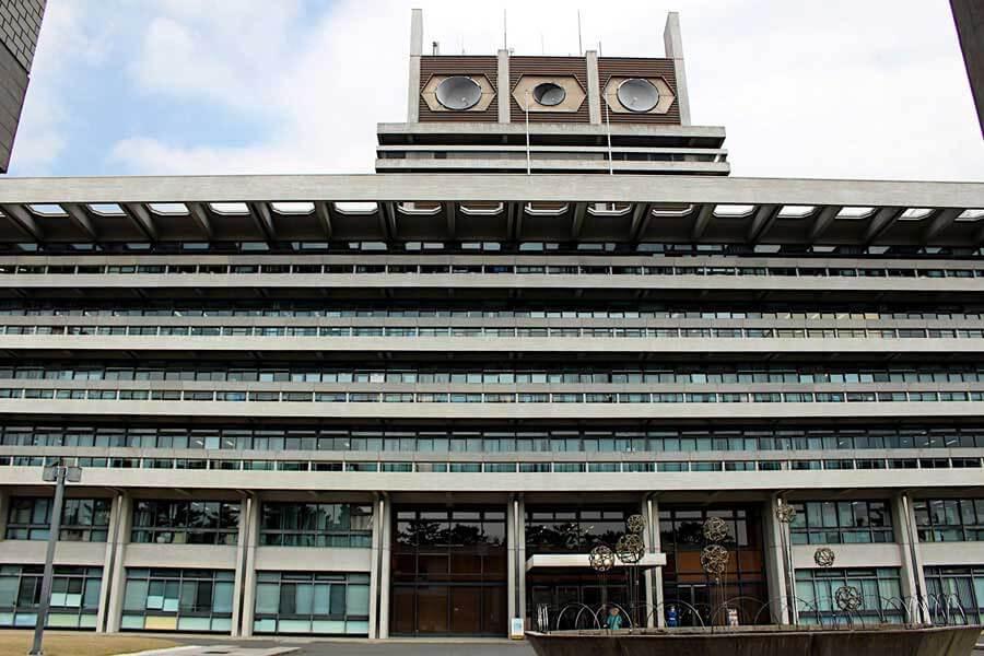 これまでに8名の新型コロナウイルス感染者が確認されている奈良県(3月18日・奈良県庁)