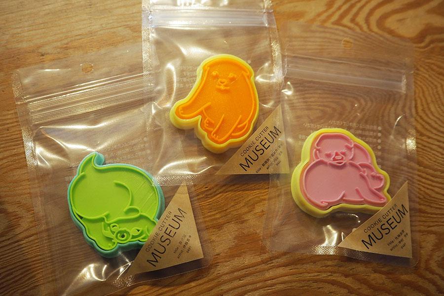 伊藤若冲、円山応挙、中村芳中ら日本を代表する絵師が描いた「犬」のクッキー型