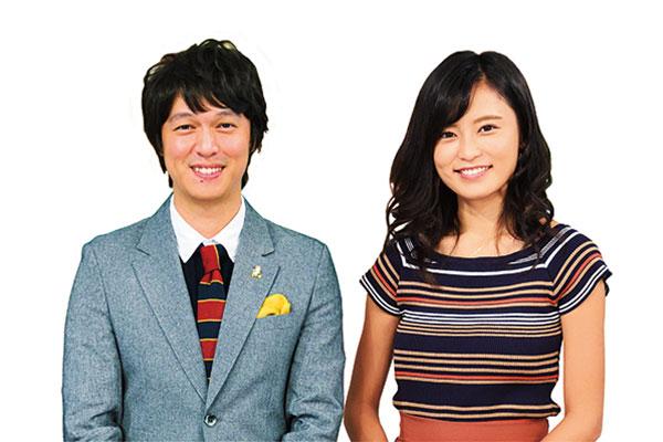 『サタデープラス』MCの丸山隆平(左)、小島瑠璃子(写真提供:MBS)