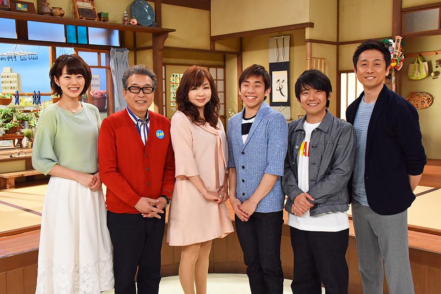 関西の情報番組『よ〜いドン!』が歴代最高の視聴率を獲得