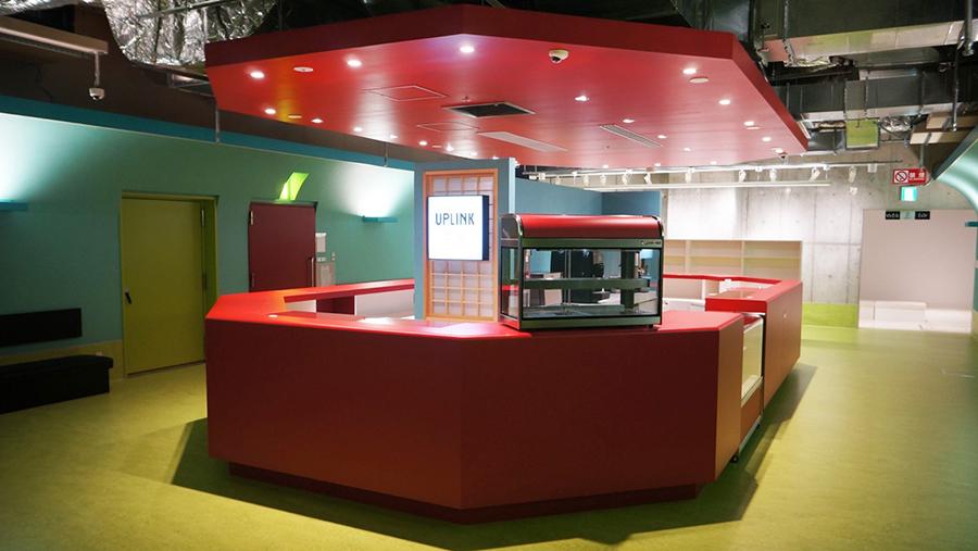 個性的な劇場空間を4つ備える「アップリンク京都」の内装