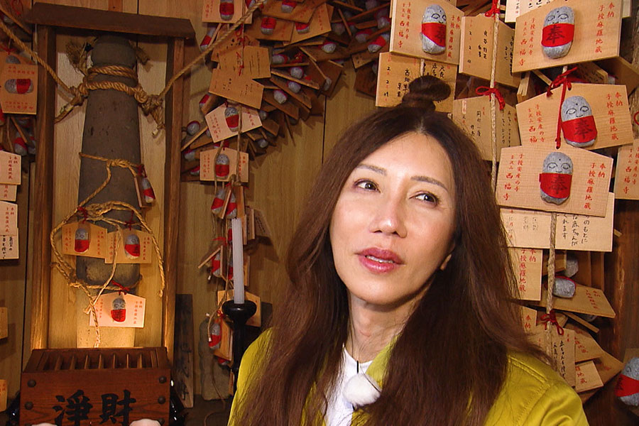 正真正銘の女性になったKABA.ちゃん (C)ABCテレビ