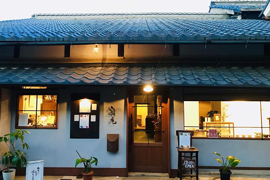 caféのあるハンコ屋さん 江湖庵では、オーダーはんこのセット