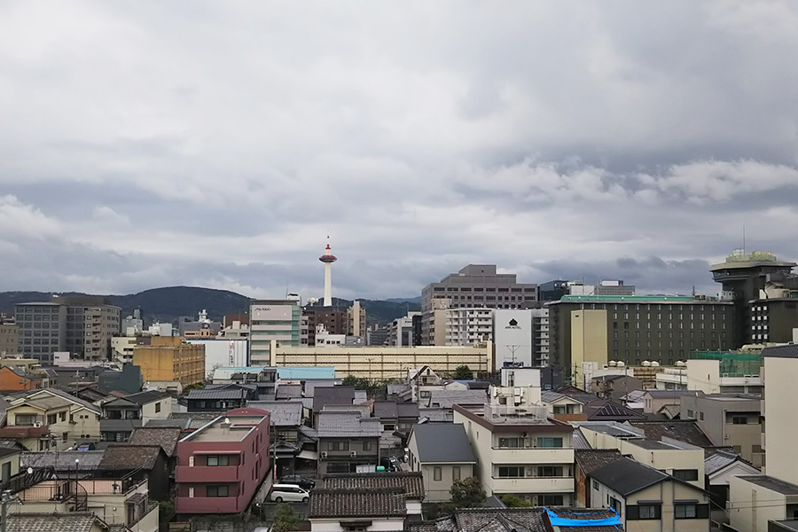 京都の風景(4月17日撮影)