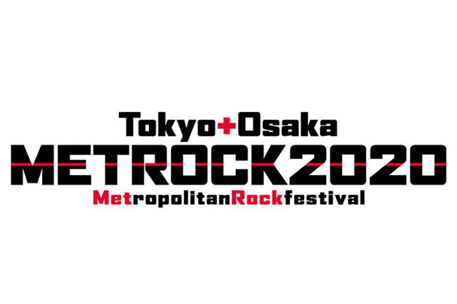 『METROPOLITAN ROCK FESTIVAL 2020』ロゴ