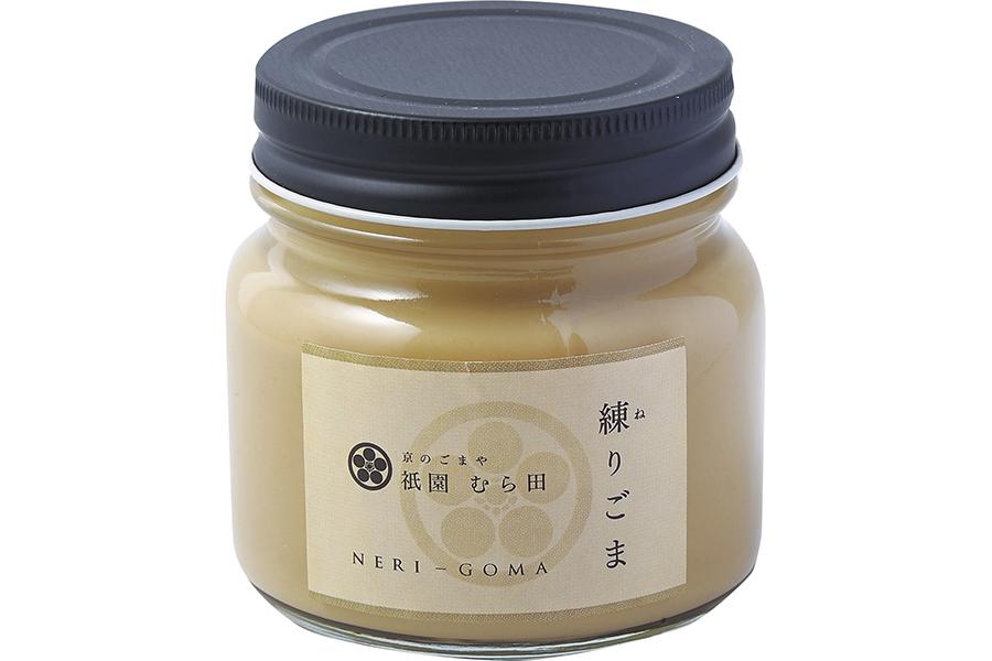 「祇園 むら田」の練り白ごま900g2592円