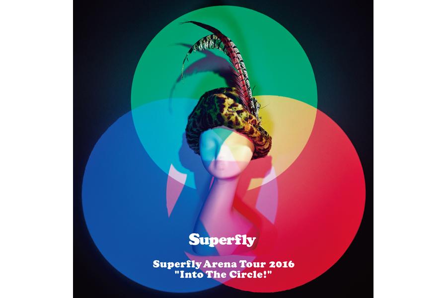 """4/25公開の『Superfly Arena Tour 2016 """"Into The Circle!""""』(2016.2.7 さいたまスーパーアリーナ)"""