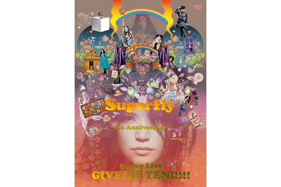 4/23公開の『GIVE ME TEN!!!!!』(2013.4.21 さいたまスーパーアリーナ)
