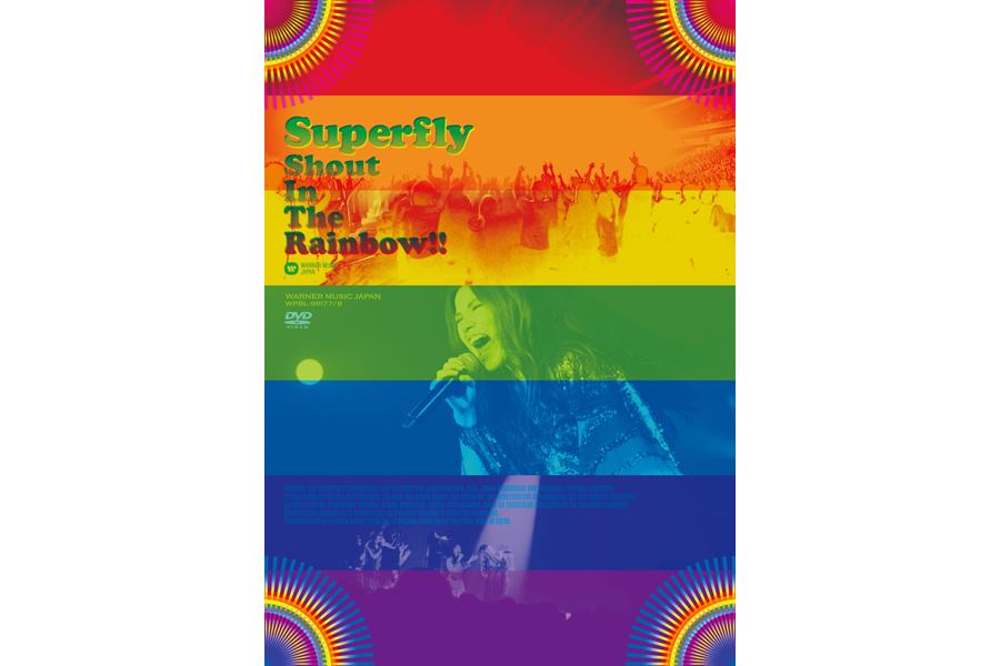 4/18公開の『Shout In The Rainbow!!』(2011.12.21大阪城ホール)