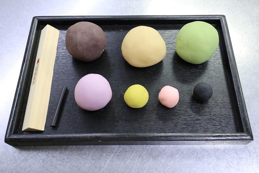 「和菓子工房 あん庵」のアマビエ・キットで届けられるあんこ