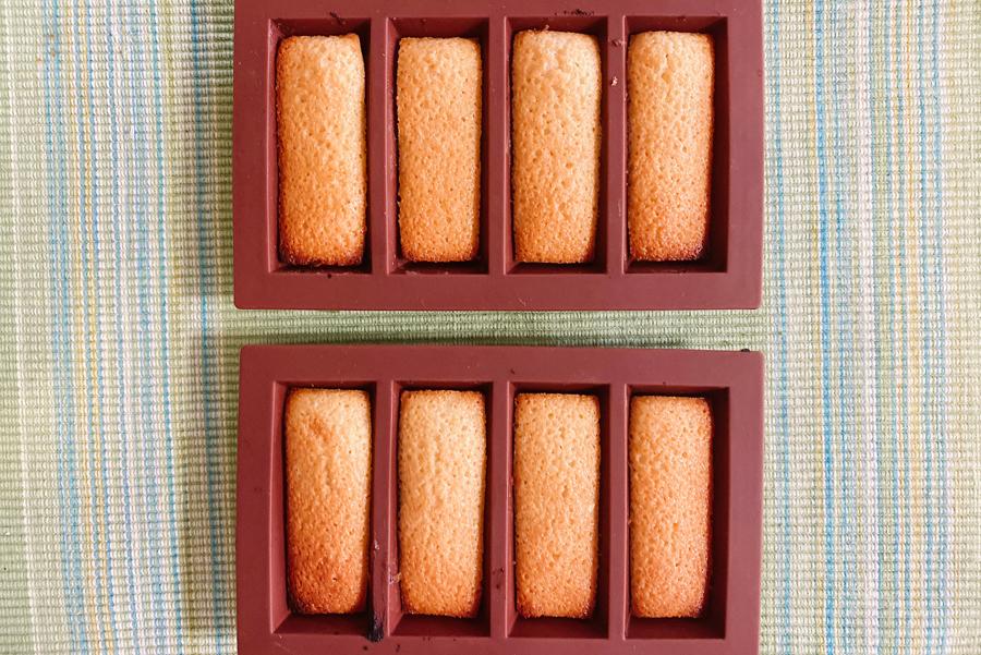 アンリを代表するお菓子といえば、フィナンシェ
