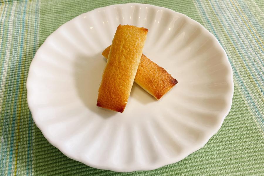 無塩バターを「発酵バター」に変えることで、味わい深さがさらにアップするとのこと