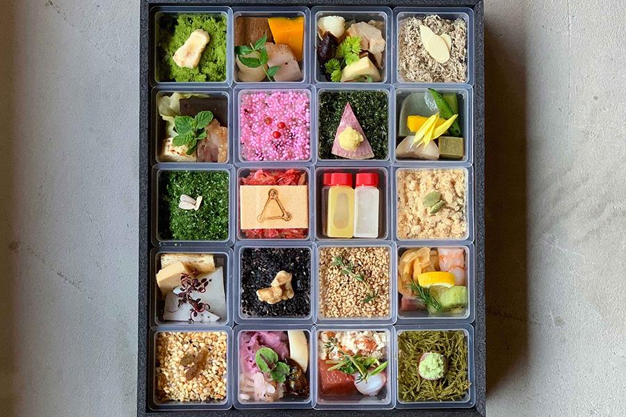 京都の行列店、新名物は「美」なテイクアウト寿司