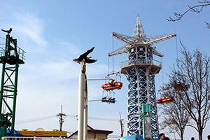 生駒山上遊園地が6月1日に営業再開、一部施設はリニューアル