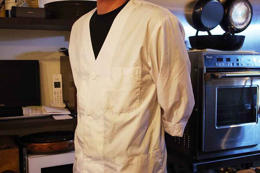 大阪市内で日本料理店を営むKさん(36歳)