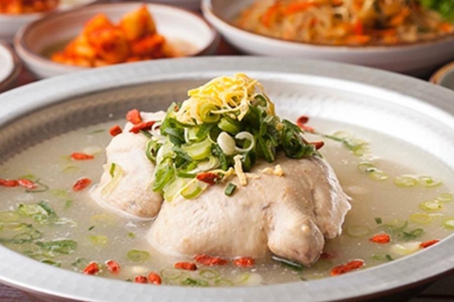 大阪の人気・韓国料理サムゲタン専門店、京都に初出店