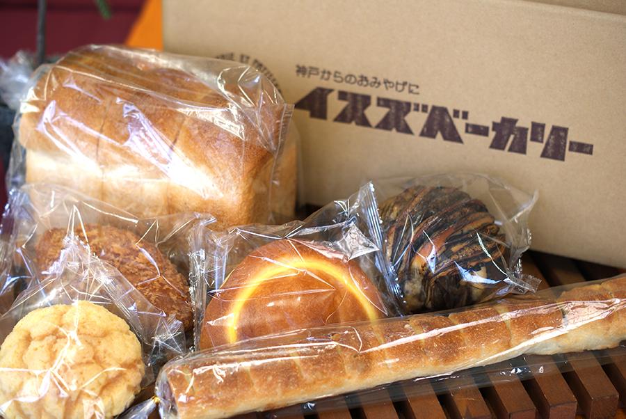 神戸で人気「イスズベーカリー」、期間限定のパン宅配便