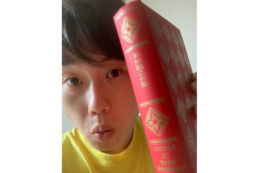 「見取り図」リリー、芥川龍之介集から「羅生門」を読みました