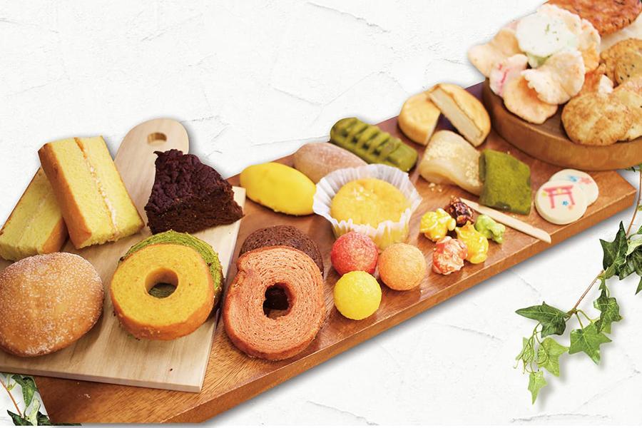 関西土産のお菓子がたっぷり、福袋で菓子メーカーを応援 » Lmaga.jp