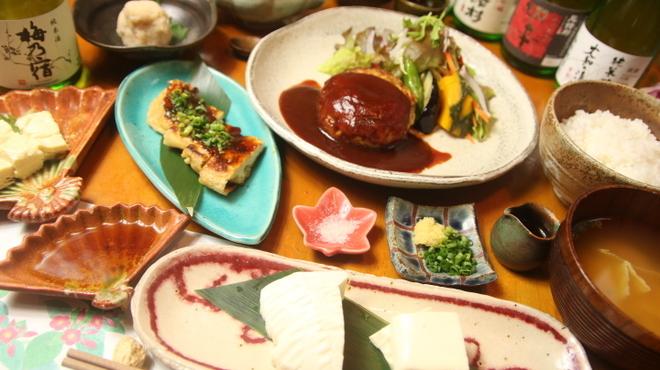 参加店舗のひとつ、奈良町の豆腐料理店『紅絲(コウシ)』の料理(写真提供:日高直人)