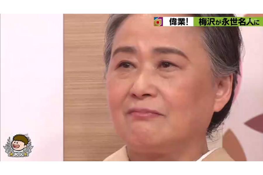 梅沢 富美男 永世 名人