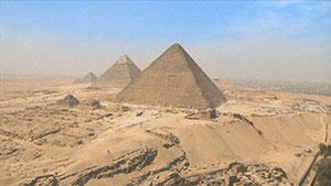 ピラミッド7つの謎に迫る特番、最新の発掘現場に密着
