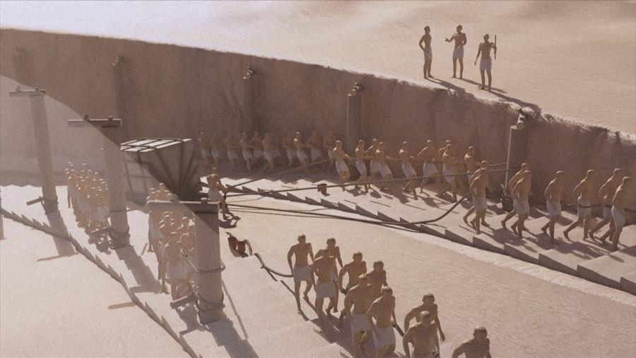 最新の発掘調査で明らかになった大ピラミッド建造・驚異のテクノロジー ©︎GEDEON