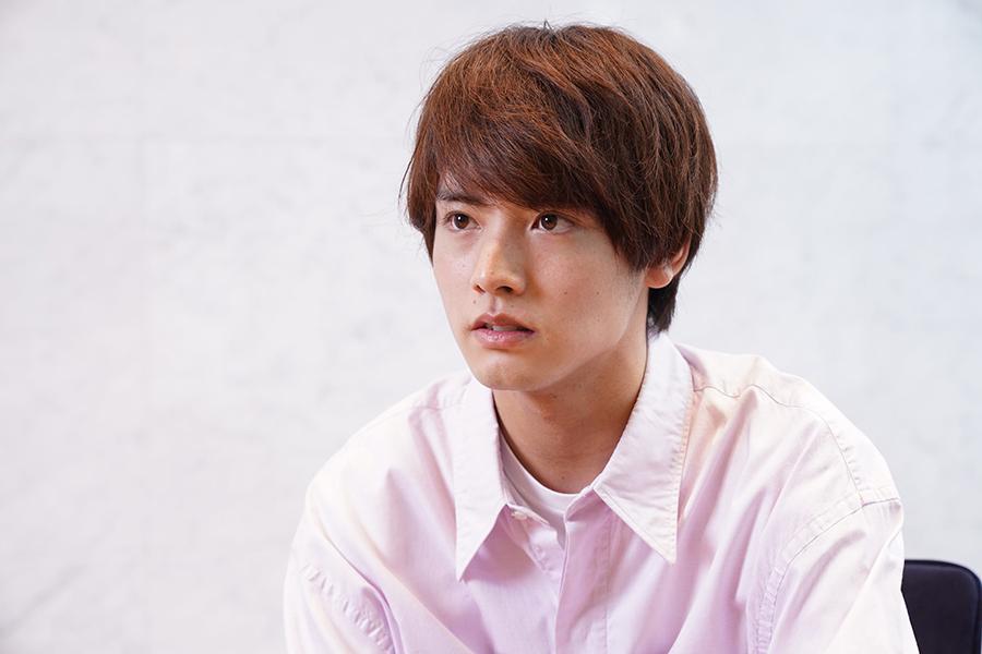 2017年『仮面ライダービルド』で、万丈龍我/仮面ライダークローズに抜擢された赤楚衛二