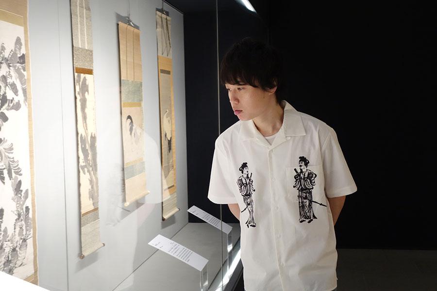【連載vol.6】見取り図リリー、京都で若冲を観る
