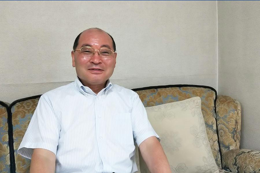 松原教授こと、松原宏代表取締役