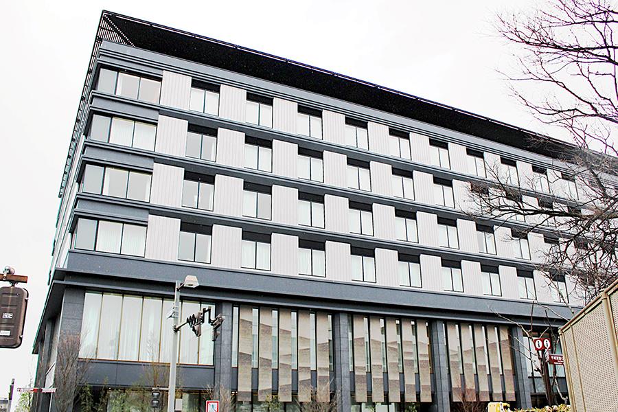 7月22日オープンする奈良県初のラグジュアリーホテル「JWマリオット・ホテル奈良」(奈良市)